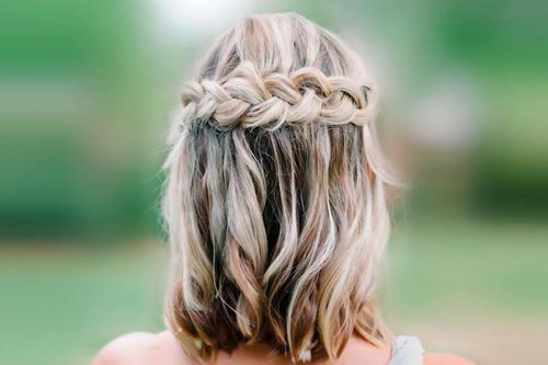 35 Charming Braided Hairstyles For Short Hair