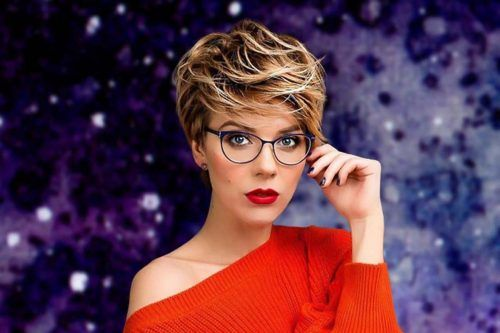 30 Easy Short Hair With Bangs Styles