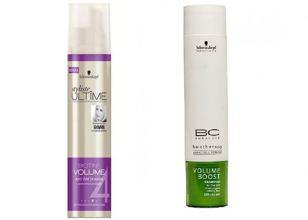 Essence Styliste Ultime Biotin and Volume от Schwarzkopf Professional