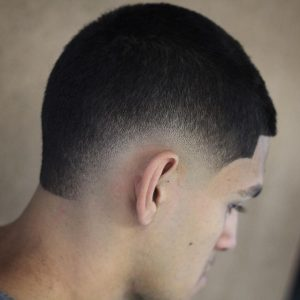 rafaxhair super short crop haircut low fade