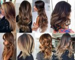 Омбре или шатуш на темные волосы – Омбре и шатуш в чем разница