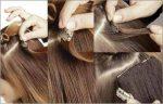 Накладные волосы как крепить – Виды накладных волос и способы их крепления самостоятельно