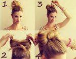 Прически на средней длины волос – 60 стильных причесок для волос средней длины