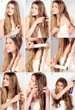 Как завить волосы выпрямителем – Как сделать локоны выпрямителем для волос в домашних условиях