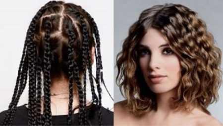 Как сделать кудри с помощью кос – как сделать волнистые волосы с помощью косичек заплетенных на мокрые волосы на ночь, основные правила и способы как сделать волны с помощью косичек, фото